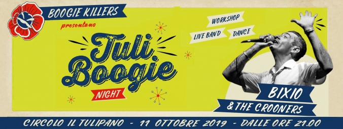 Tuli Boogie Night 11/10/2019
